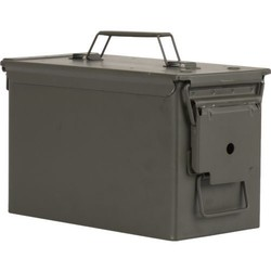 New Metal Ammo Boxes