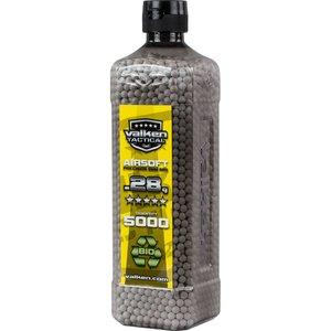 Valken Valken 0.28 Gram Bio Airsoft BBs (5000Ct Bottle)