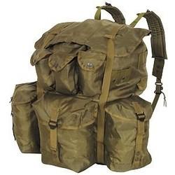 Backpacks & Webbing