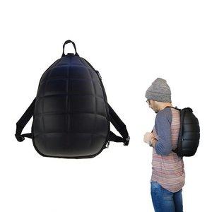 Olympia Grenade / Turtleshell Large Backpack (Black)