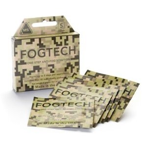 Fogtech/Moto Solutons Fog-Tech Anti-Fog Pack (5 Wipes)
