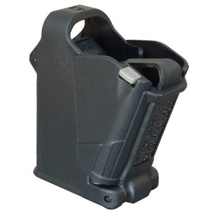 Maglula Maglula 9mm/45 Universal Pistol Speed Loader (Black)