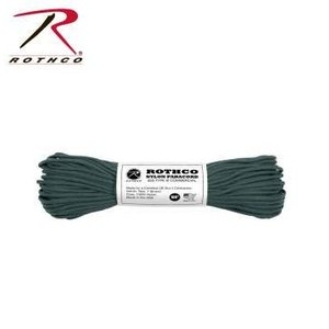 Rothco Nylon Type III 550 Paracord 100ft - Hunter Green