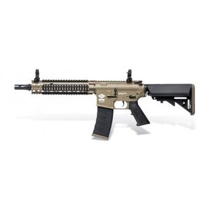 G&G Airsoft G&G CM18 MOD 1 DST (Tan Body) M4 Airsoft (W/ COMBO)