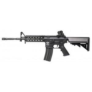 G&G Airsoft G&G CM16 Raider-L Black Airsoft M4 Rifle