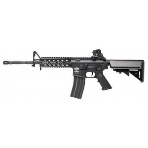 G&G Airsoft GG CM16 Raider-L (Black) Airsoft M4 (With COMBO)