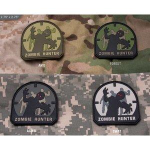 Milspec Monkey Zombie Hunter PVC Patch