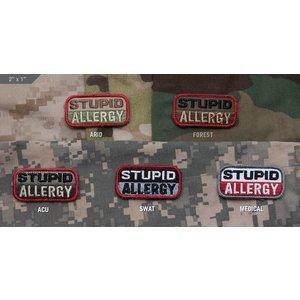Milspec Monkey Stupid Allergy Patch