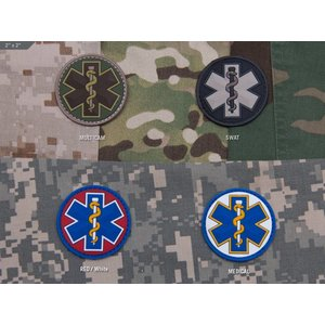 Milspec Monkey EMT Star PVC Patch