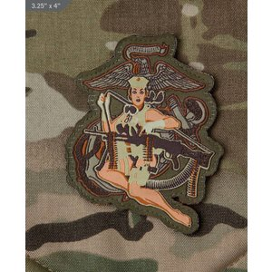 Milspec Monkey Desert Marine Patch