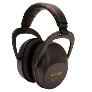 Allen Company Tracer Lo-Profile Shooting Muffs