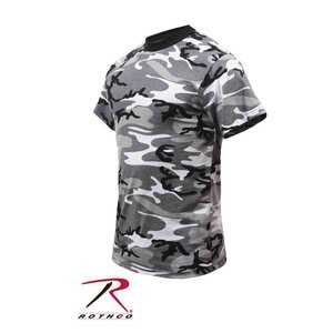 Rothco Kid's Urban Camo T-Shirt