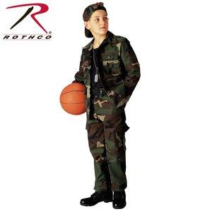 Rothco Kid's Woodland BDU Pants