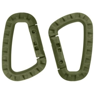 Mil-Spex Mil-Spex Tactical Biners 2 PACK (Foliage Green)