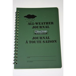 World Famous MAG-8 All Weather Journal