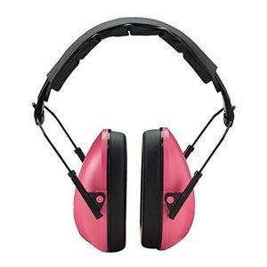 Champion Passive Slim Earmuffs - Pink