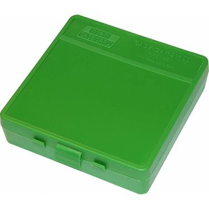 MTM MTM .45 ACP/40 S&W (100 Round) Flip Top Box - Green
