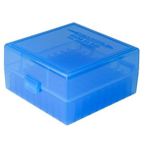 Berry Berry's 17 Rem/223 Rem (100 Rd) Ammo Box (BLUE)