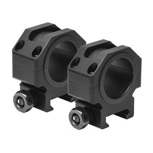 "Vism/NcStar Vism Tactical Series 30mm Scope Rings - 0.9"" Height (VR30T09)"