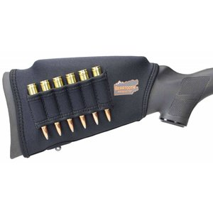 Beartooth Beartooth Comb Raising Kit 2.0 (Rifle) Black