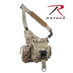 Rothco Rothco Advanced Tactical Bag Multicam