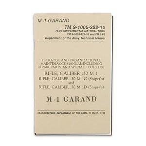 M1 Garand Technical Manual
