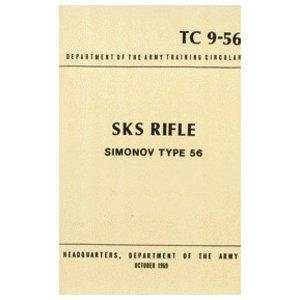 SKS Simonov Type 56 Training Manual