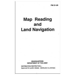 Fox Outdoors Map Reading and Land Navigation Manual