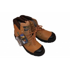 "Tuff Dawgs Tuff Dawgs 8"" Tan (CSA Work Boot)"