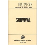 Fox Outdoors Survival Field Manual