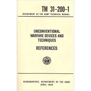 Unconventional Warfare Devices References Manual
