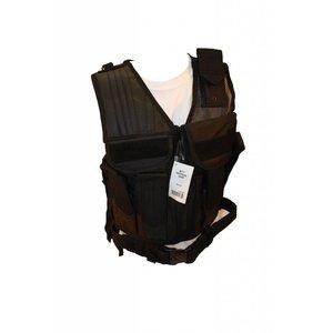 Mil-Spex Mil-Spex M-71 Tactical Vest (Black)