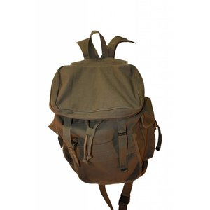 World Famous Canvas NATO Rucksack (Olive Drab) #190