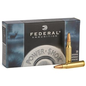 Federal Federal Power-Shok 300 Winchester Short Mag (180 Grain SP)