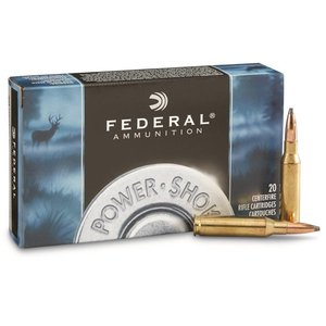 Federal Federal Power-Shok 7mm-08 Remington (150 Grain SP)