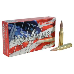 Hornady Hornady American Whitetail 7mm-08 Remington (139 Grain InterLock)