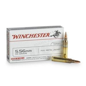 Winchester Winchester 5.56x45mm NATO (55 Grain FMJ)