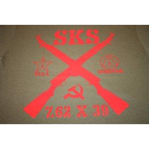 Poco Military SKS Tula Izhevsk T-Shirt (OD)