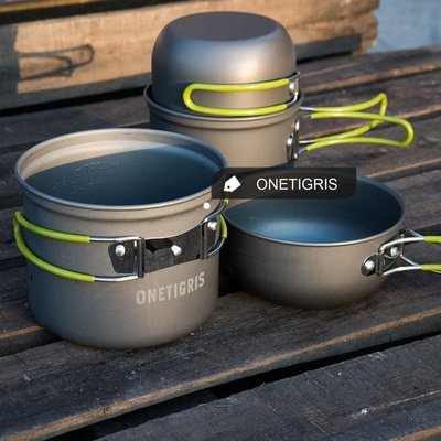 OneTigris One Tigris Military Cook Kit (Mess Kit)