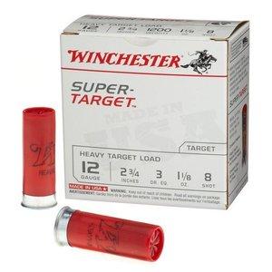 """Winchester Winchester Super Target (12 Gauge 2-3/4"""" #8 Target Load)"""