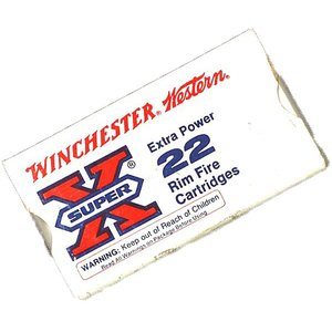 Winchester Winchester Super X Extra Power 22LR 37 Grain Hollow Point (Box of 500)