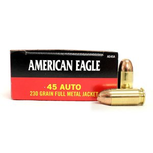 American Eagle American Eagle .45 ACP 230 Grain FMJ (50 rds)