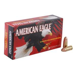 American Eagle American Eagle 9mm Luger 115 Grain FMJ (50 rds)