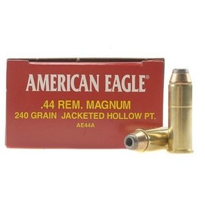 American Eagle American Eagle 44 Remington Magnum (240 Grain JHP) 50 rds.
