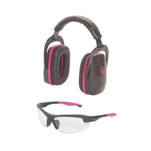 Ruger Ruger Pink Conix Combo (Muffs & Glasses)