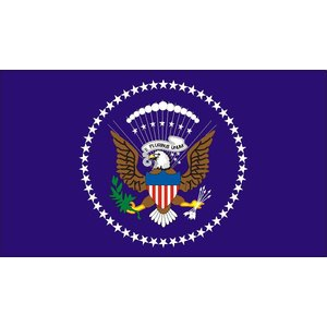 US Presidential Flag