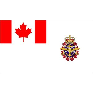 Canadian Armed Forces Tri-forces Flag