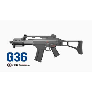 G&G Airsoft G&G G36 Airsoft Rifle (Advanced) W/ Battery & Charger