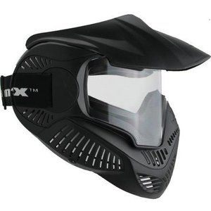 Valken Valken MI-3 Paintball Mask - Black (Single Lense)