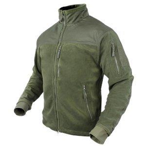 Condor Outdoor Condor Alpha Fleece Jacket - Olive Drab